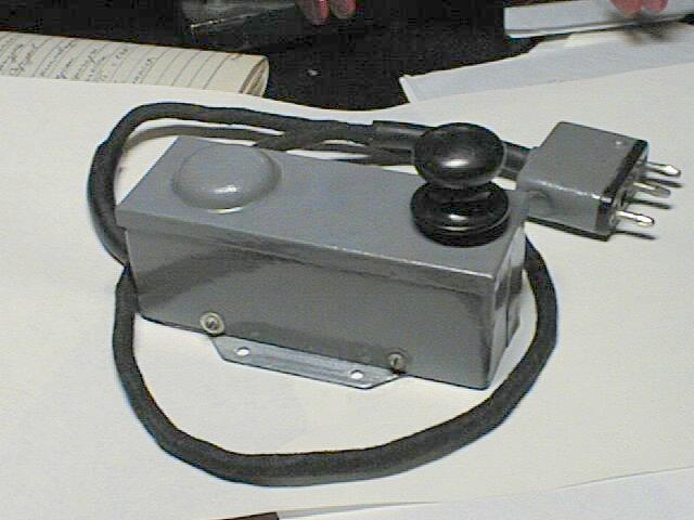 Военные телеграфные ключи СССР 10-rtk10