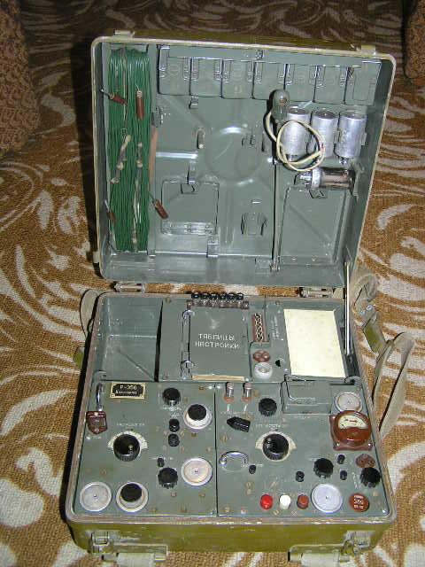 """Рация спецназа ГРУ П-29 и ее потомки Р-350, Р-350М (""""Орел""""), по классификации НАТО - 00AB R350_011"""