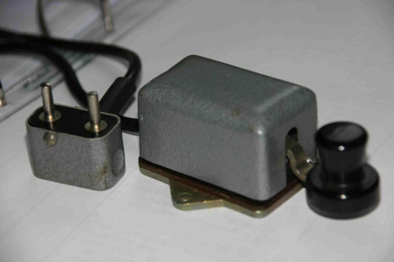 Военные телеграфные ключи СССР Ua18k10