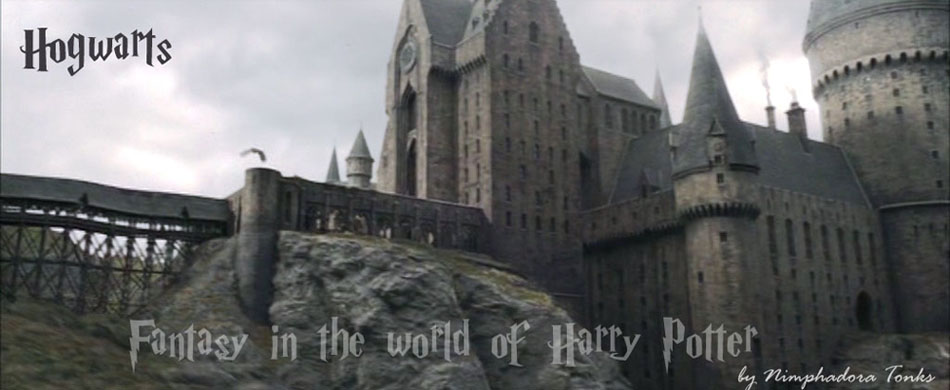 Фантазия в мире Гарри Поттера