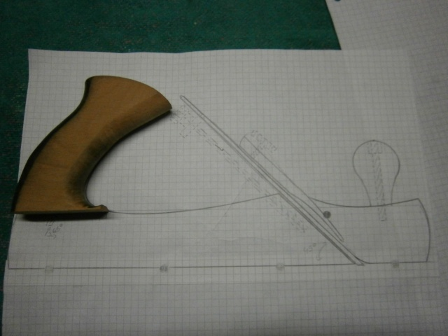 [Fabrication] rabots bois / métal ... Pa130015