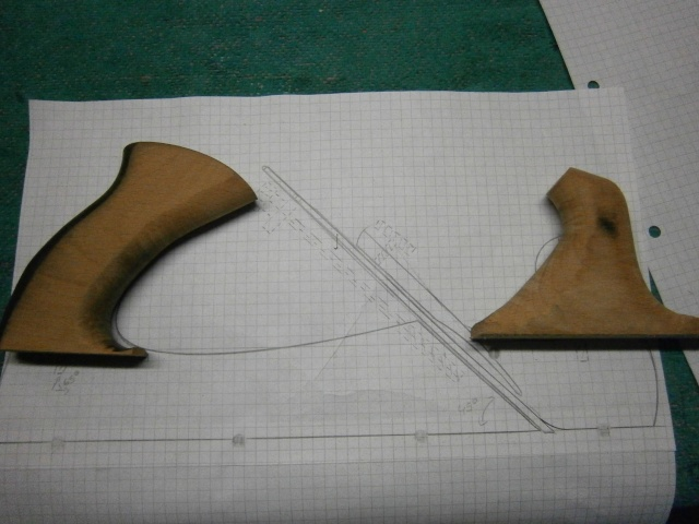 [Fabrication] rabots bois / métal ... Pa130016