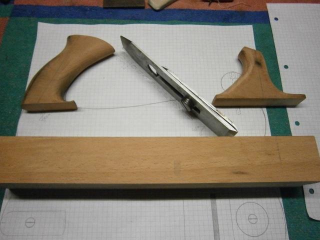 [Fabrication] rabots bois / métal ... Pa130019