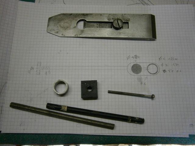 [Fabrication] rabots bois / métal ... Pa150010