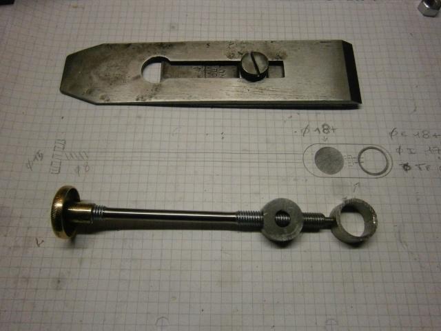 [Fabrication] rabots bois / métal ... Pa150029