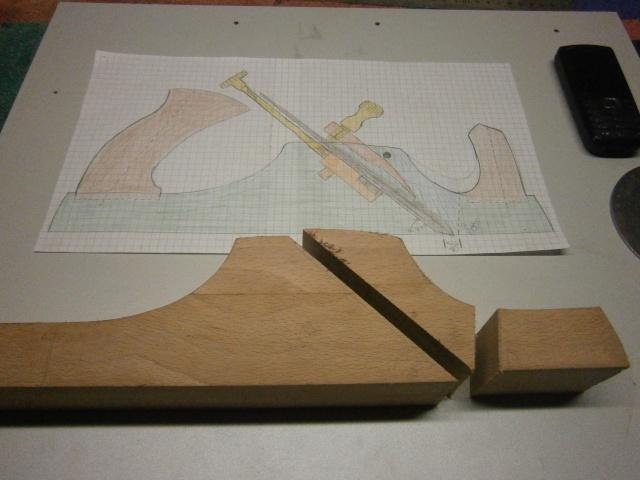 [Fabrication] rabots bois / métal ... - Page 2 Pa170017