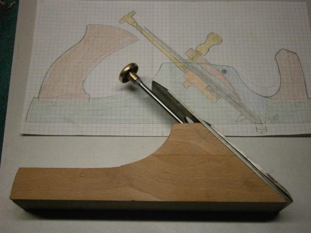 [Fabrication] rabots bois / métal ... - Page 2 Pa170024