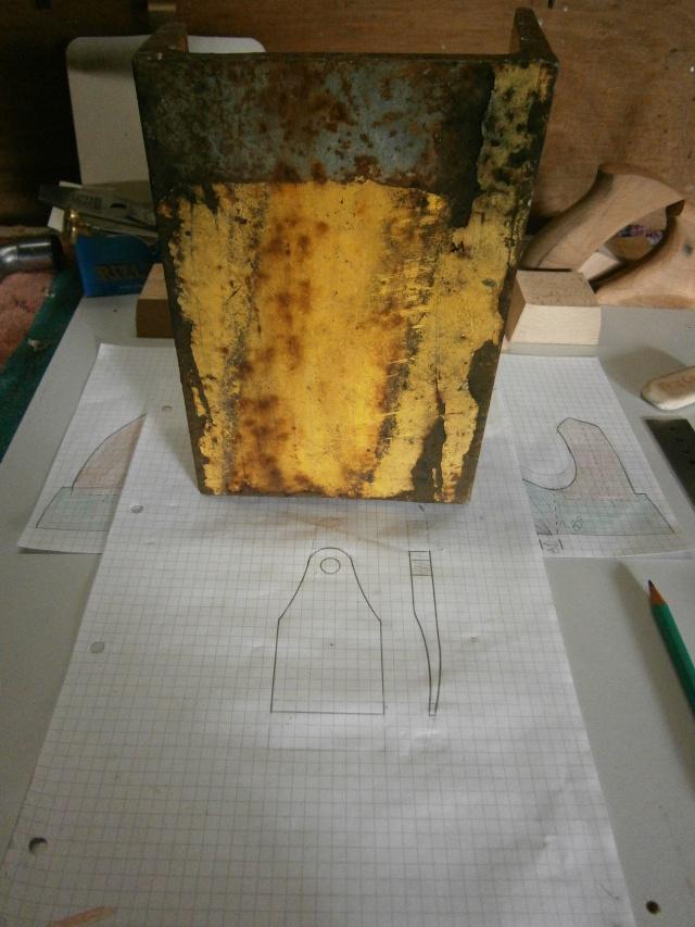 [Fabrication] rabots bois / métal ... - Page 2 Pa190010