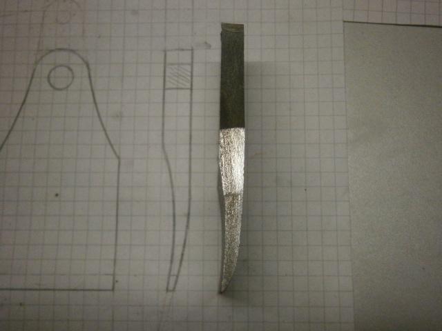 [Fabrication] rabots bois / métal ... - Page 2 Pa190019