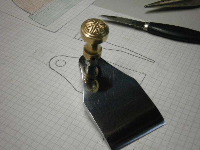 [Fabrication] rabots bois / métal ... - Page 2 Pa190024