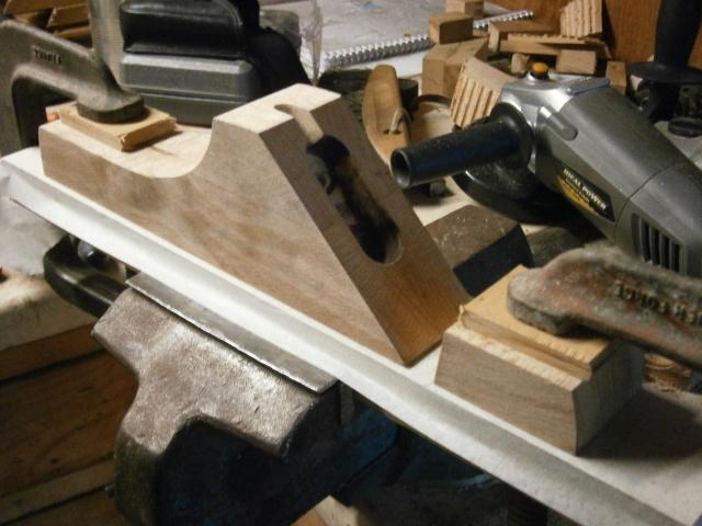 [Fabrication] rabots bois / métal ... - Page 2 Pa200012
