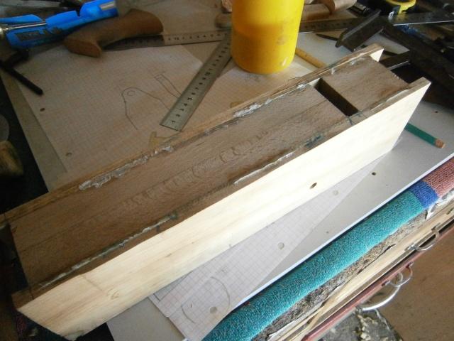 [Fabrication] rabots bois / métal ... - Page 2 Pa220010