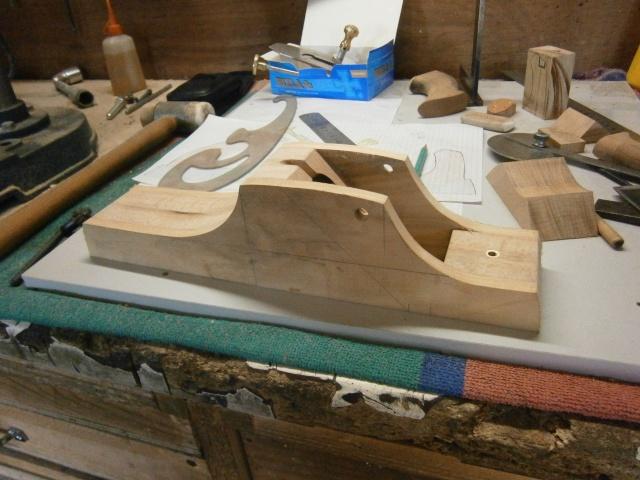 [Fabrication] rabots bois / métal ... - Page 2 Pa220012