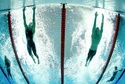 El hilo de la natación Cavic-10