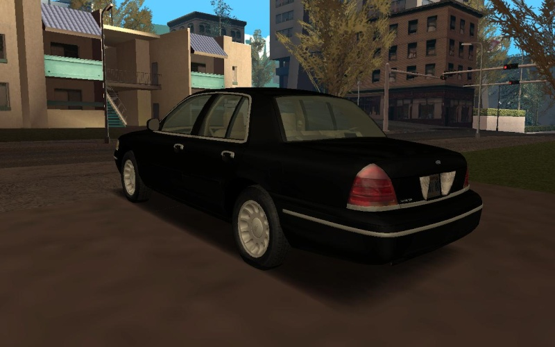 [Berline] Ford Crown Victoria [Civil] Galler12
