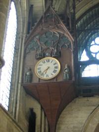 La cathédrale de Reims Horlog11