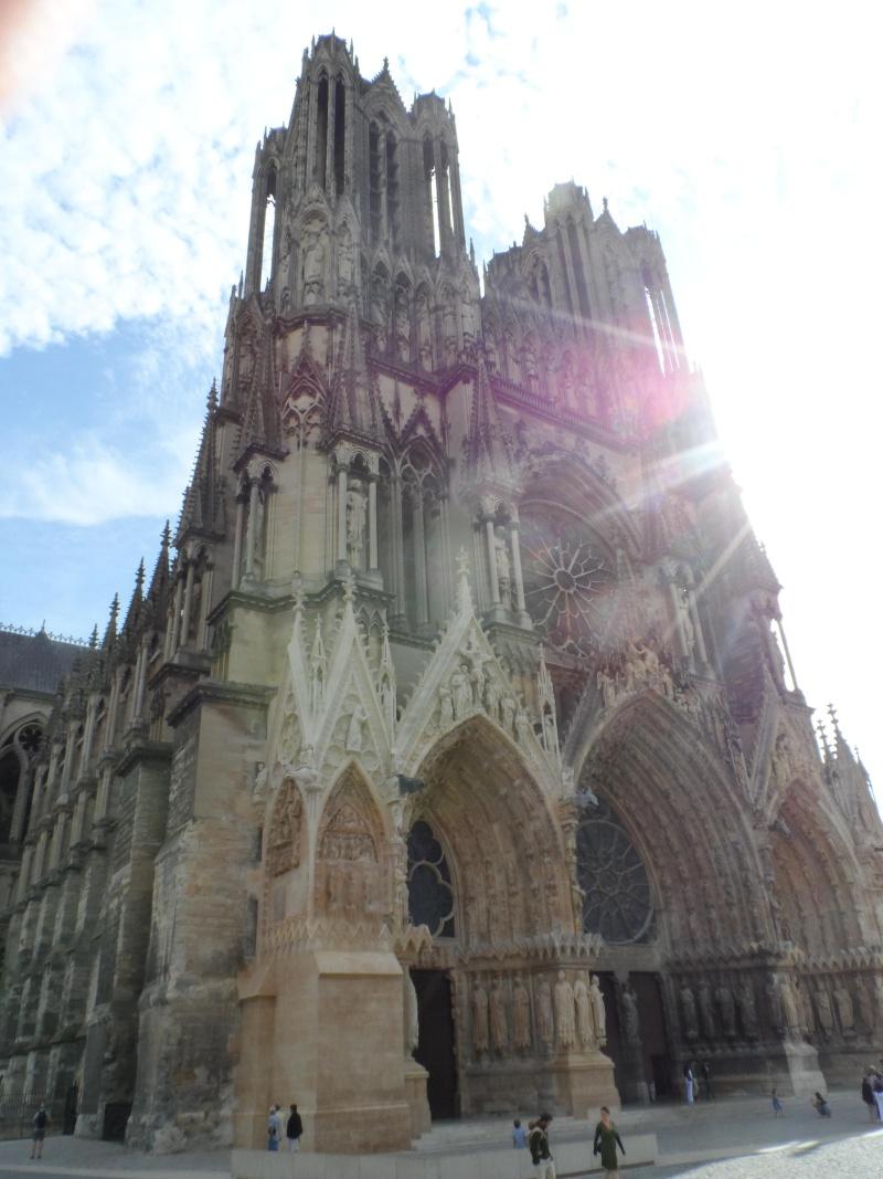 La cathédrale de Reims Sam_0710
