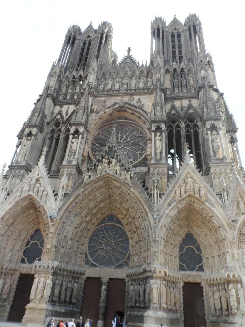 La cathédrale de Reims Sam_0711