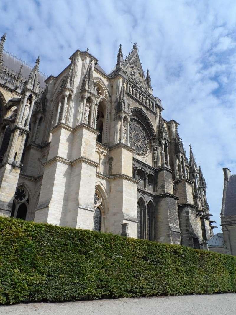 La cathédrale de Reims Sam_0813