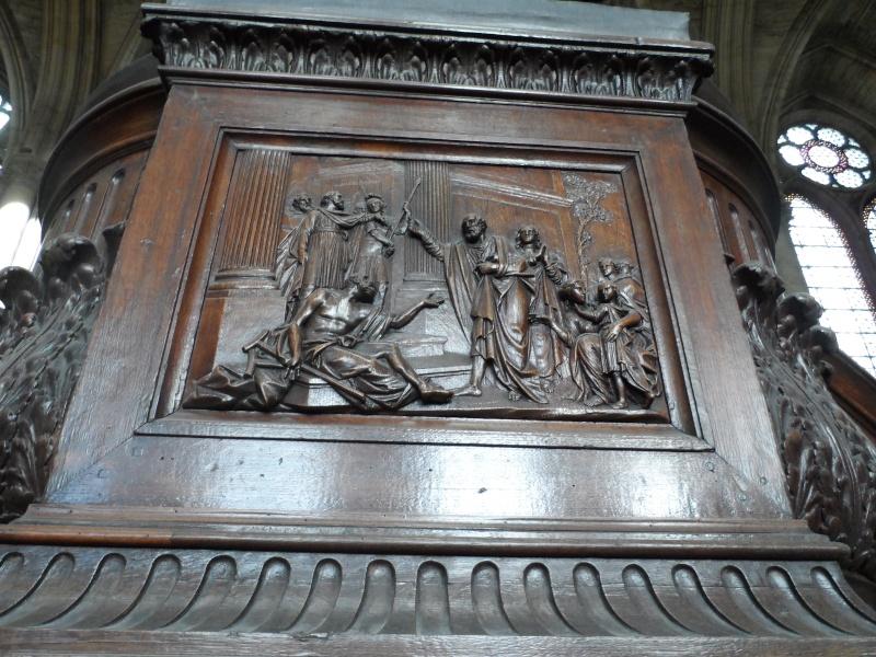 La cathédrale de Reims Sam_0821