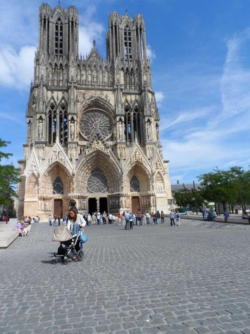 La cathédrale de Reims Sam_0911