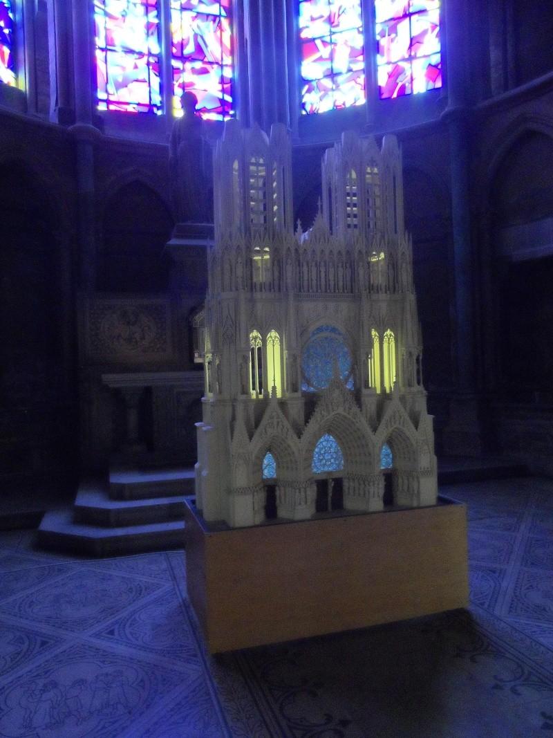 La cathédrale de Reims Sam_0913