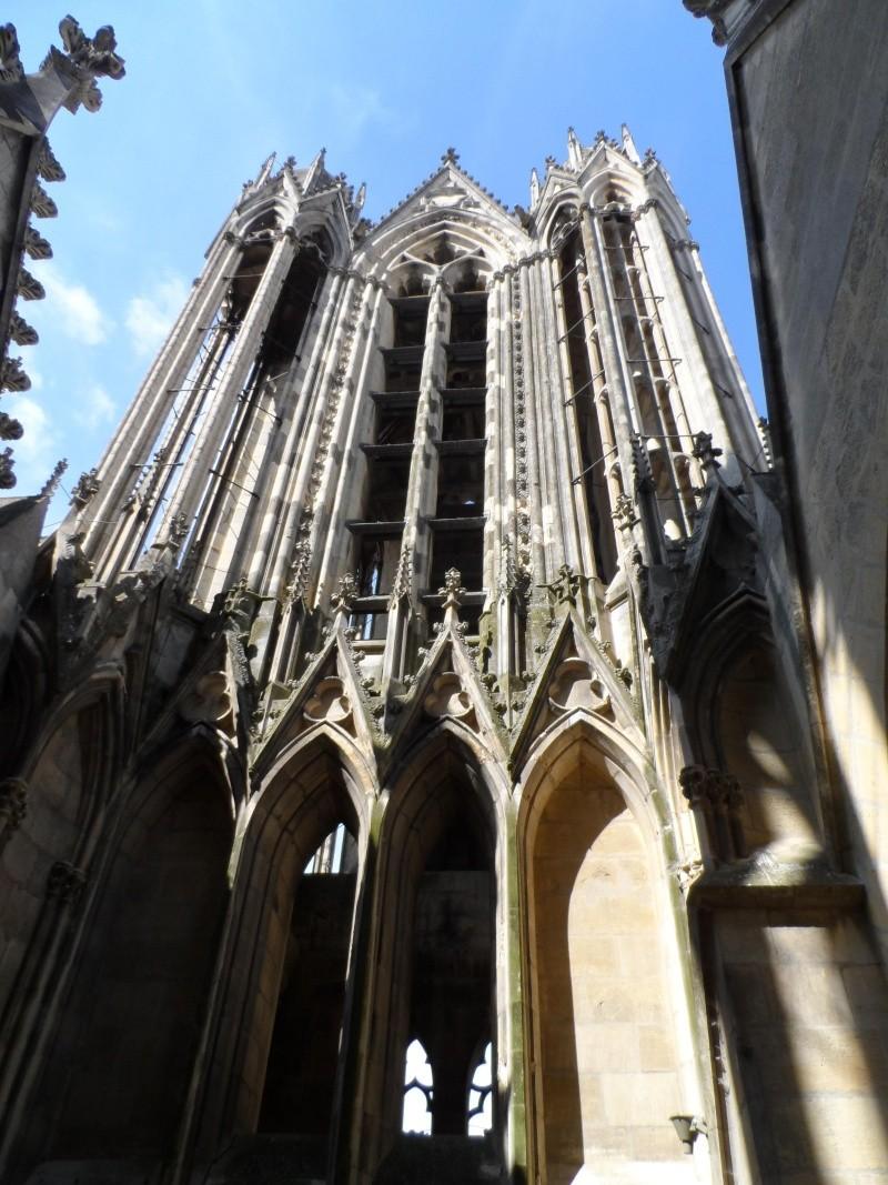 La cathédrale de Reims Sam_0914