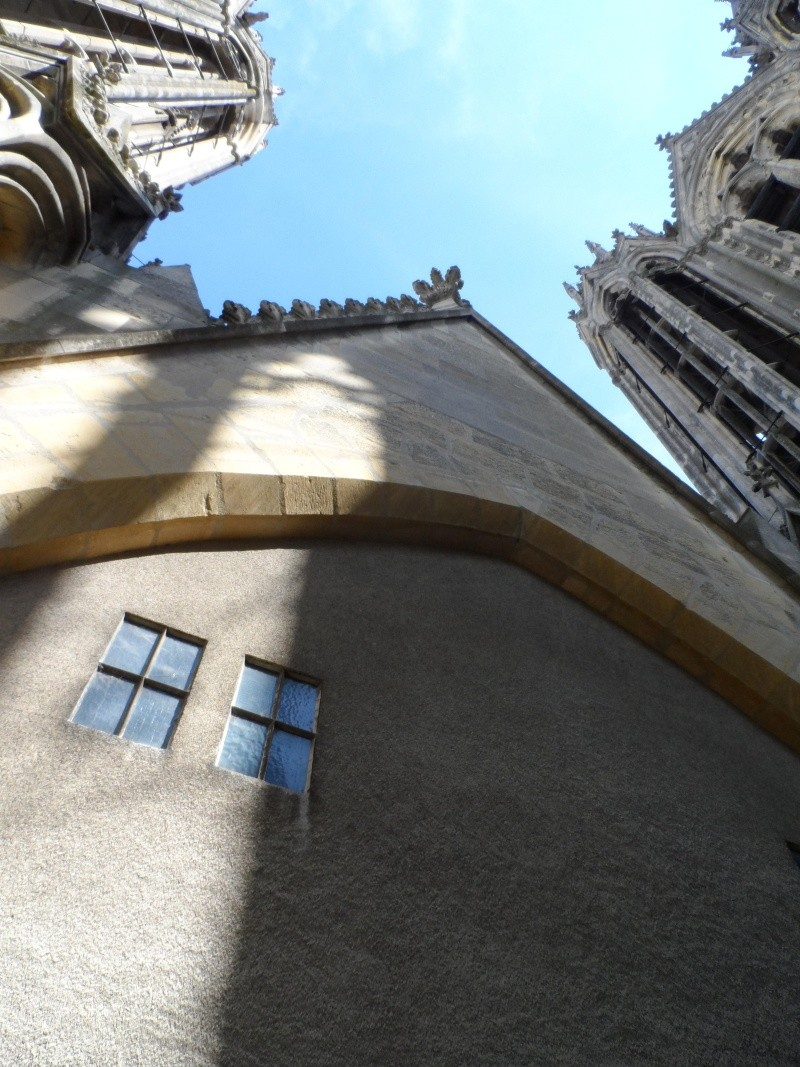 La cathédrale de Reims Sam_0917