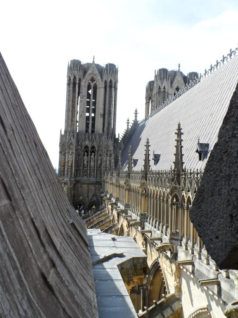 La cathédrale de Reims Sam_0935
