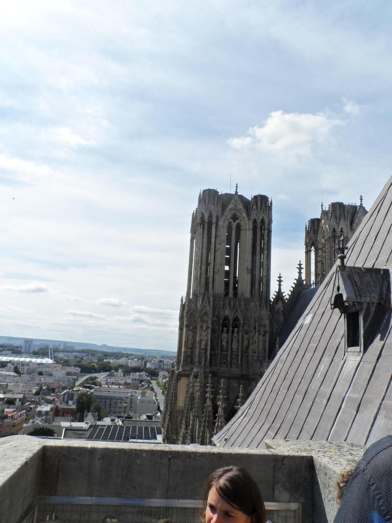 La cathédrale de Reims Sam_0939
