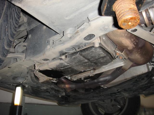 Troca de óleo Classe A190 automático - Câmbio 722.7 Dsc00010