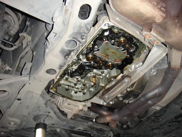 Troca de óleo Classe A190 automático - Câmbio 722.7 Dsc00012