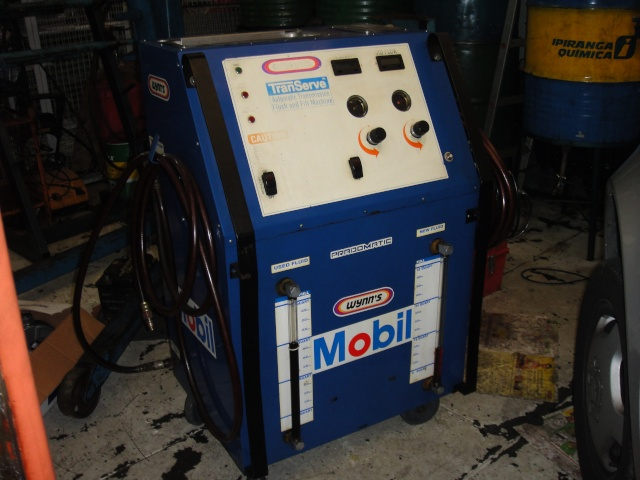 Troca de óleo Classe A190 automático - Câmbio 722.7 Dsc00014