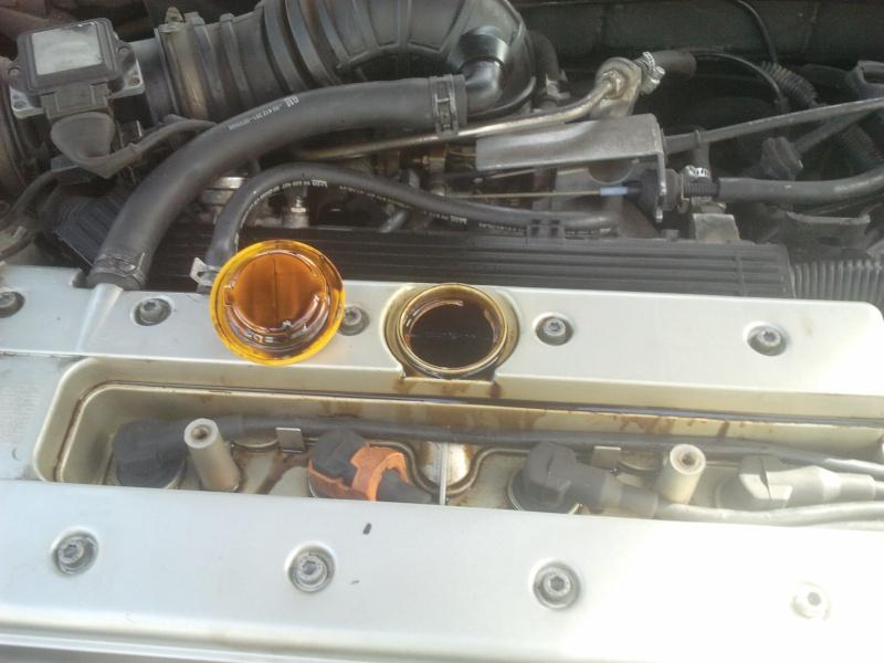 Vectra B nach Motorwäasche hat er angefangen zu spinnen und läuft gar nicht mehr. 2012-115
