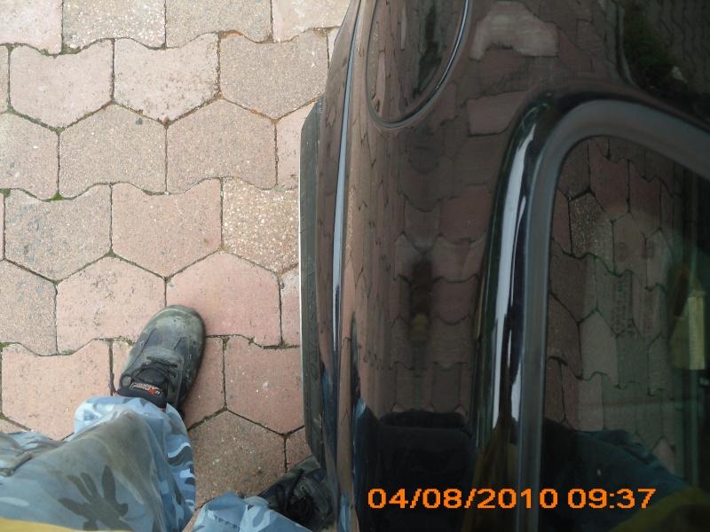 Destrcrs Corsa B  neuer Lack steht fest und ein paar Neuteile.. Dsci0010