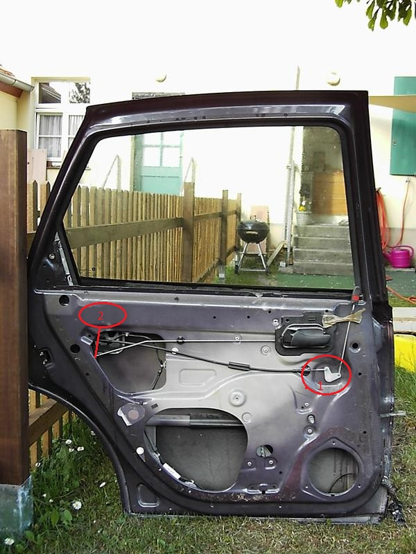 Vectra B Türen die sich nicht mehr öffnen lassen**Die Lösung S.2** Opel-v10
