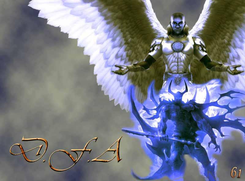 Division of Fallen Angels U61