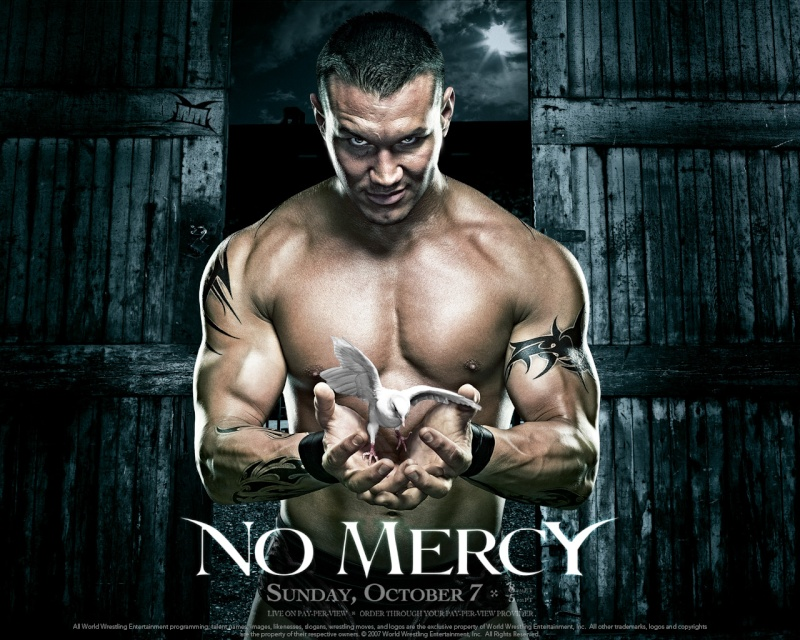 CARTE PPV NO MERCY Nomerc10