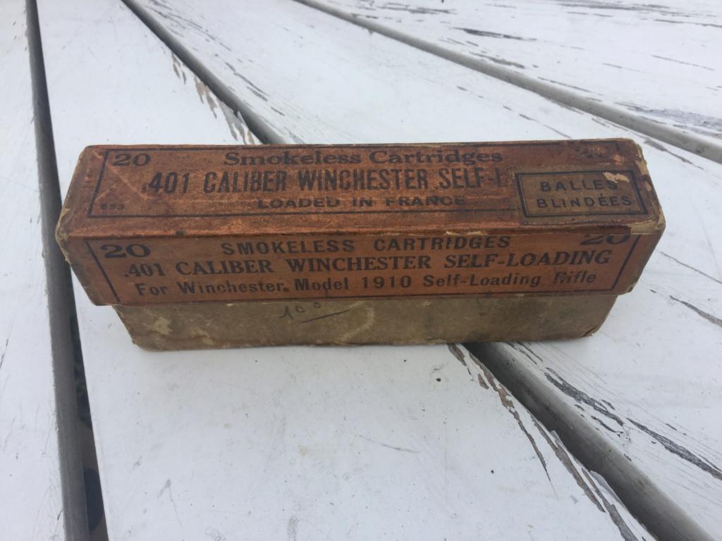 Une petite winchester 1910  1c3cbf10