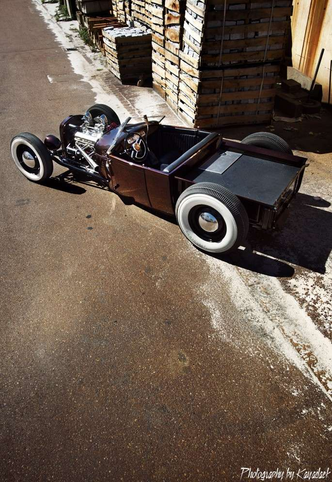 1928 - 29 Ford  hot rod - Page 2 0410