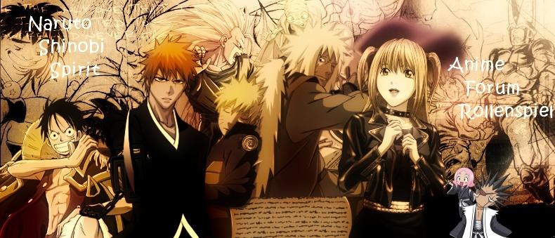 Naruto Shinobi Spirit