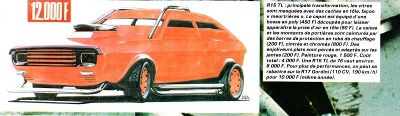 Le retour de la voiture de Mad Max Renaul14