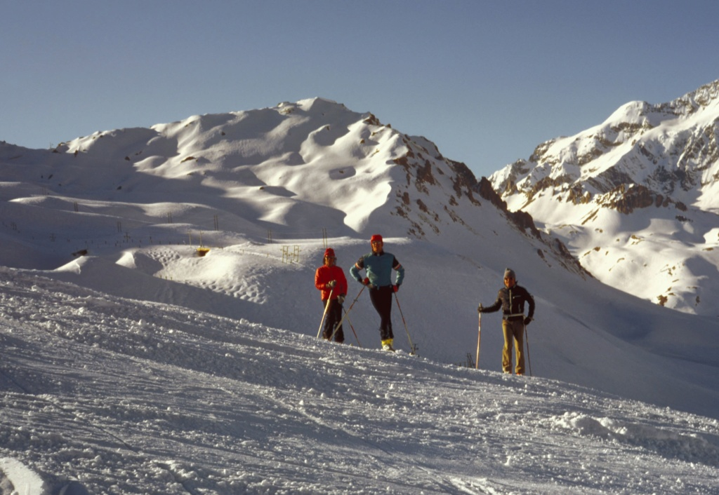 [Val d'Isère] Photos d'archive de la station et des environs - Page 4 Tignes11