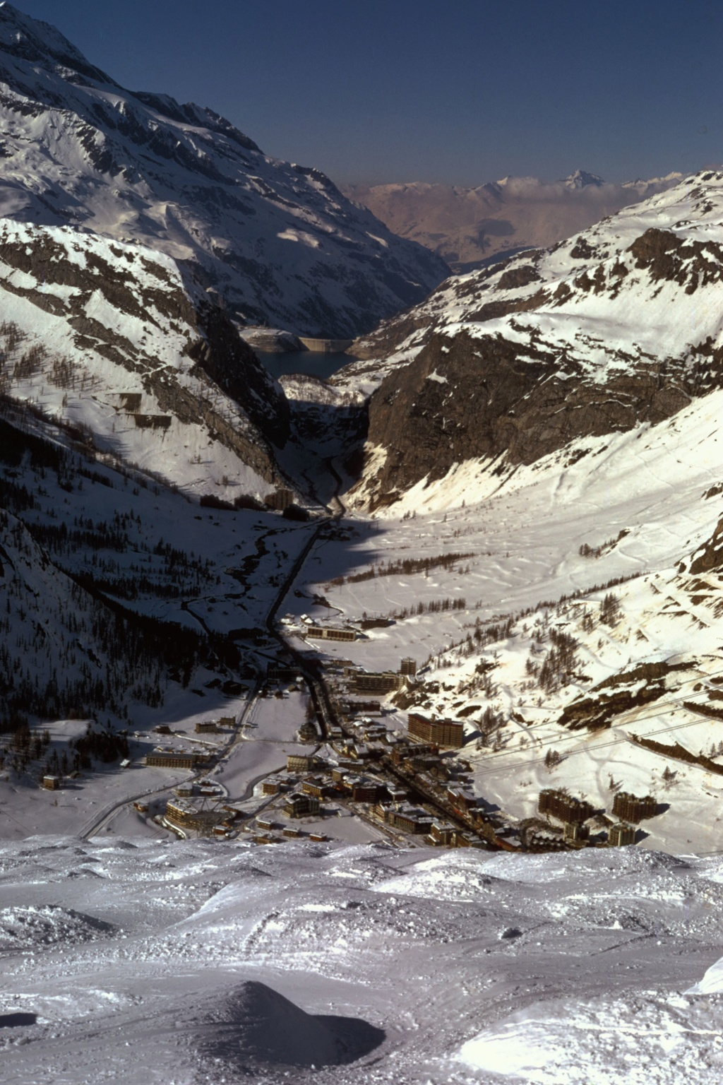 [Val d'Isère] Photos d'archive de la station et des environs - Page 4 Tignes12