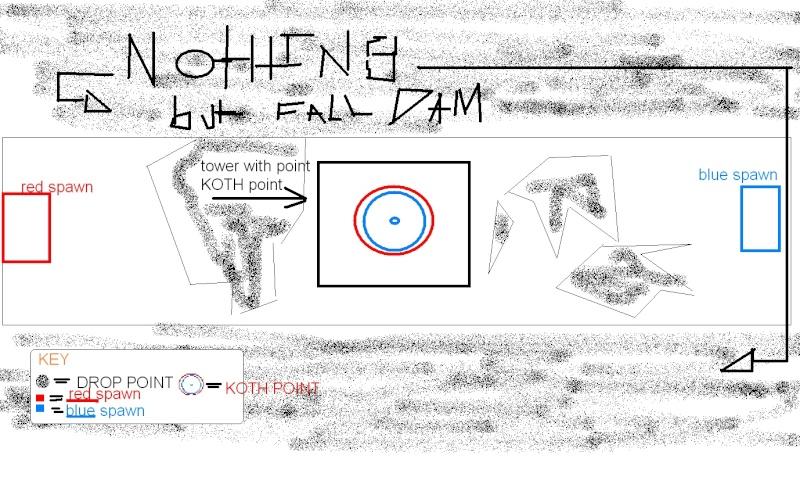 Rockit jumping tf2 KOTH map. Map_la11