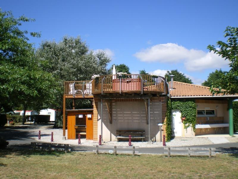 Camping Municipal Les Gabarreys - Pauillac Imgp5612