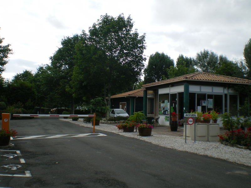 Camping Municipal Les Gabarreys - Pauillac Imgp5710