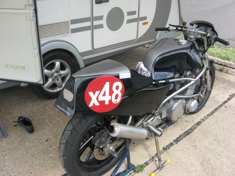 Nico Bakker, matchless G50 ... à Chambley  Img_1611