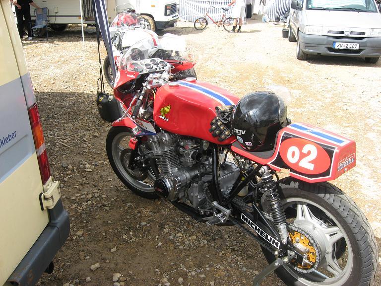 Nico Bakker, matchless G50 ... à Chambley  Img_1634