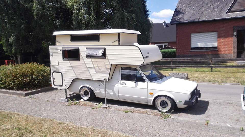 [ VW ] GOLF CADDY pick up / tolé - Page 11 50047010